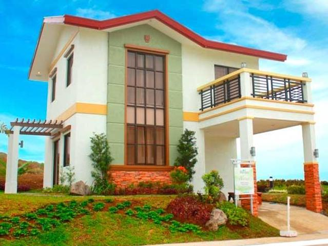 Niran House Model At The Mandara Ready For Occupancy House And Lot At Cavite