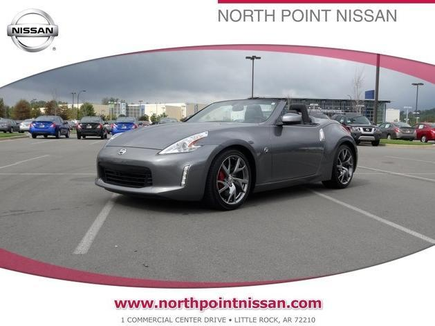 Delightful Nissan 370Z Little Rock   64 Nissan 370Z Used Cars In Little Rock   Mitula  Cars