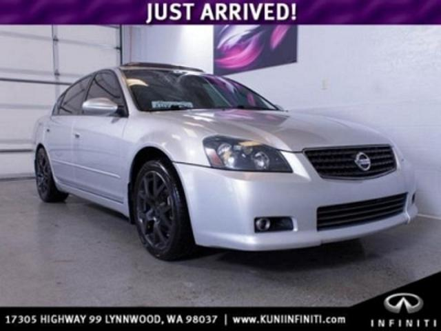 Nissan Altima In Seattle Used Nissan Altima Sunroof Seattle