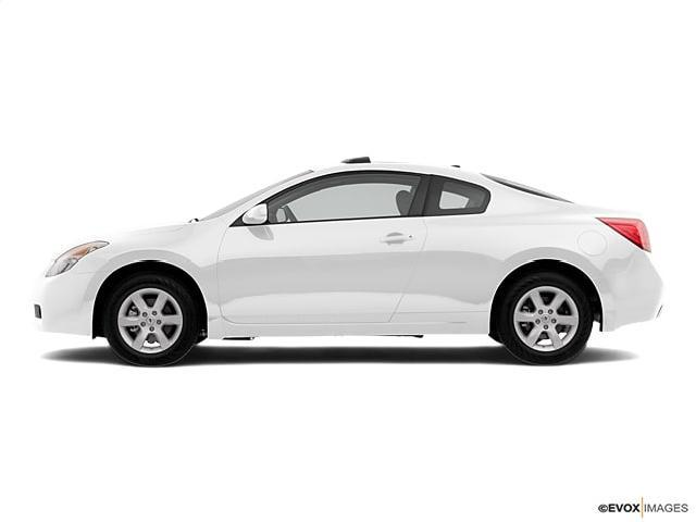 Nissan Altima Coupe In Arizona Used Nissan Altima Coupe White
