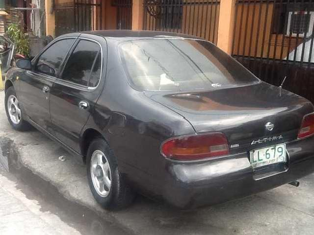 rush good condition nissan used cars in cavite mitula cars. Black Bedroom Furniture Sets. Home Design Ideas