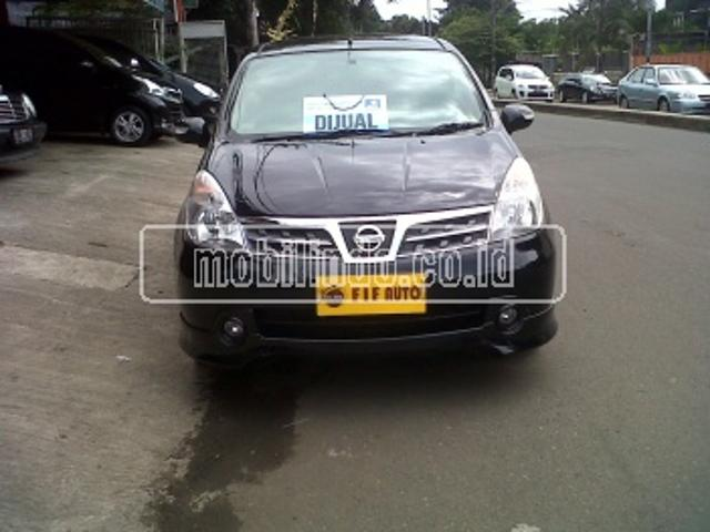 Nissan grand livina grand livina 1 5 xv hws manual
