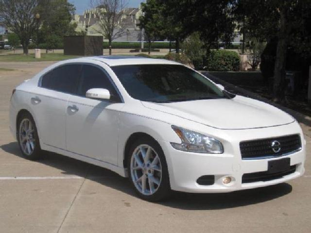 Nissan Maxima SV Sport Package White   57 Nissan Maxima SV Sport Package  Used Cars In White   Mitula Cars