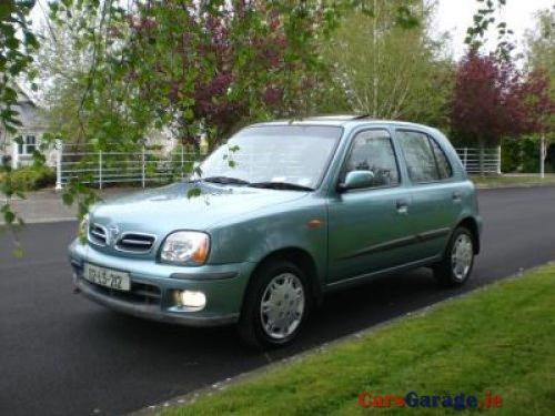 Image result for nissan micra 2002 silver ireland