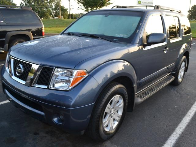 Nissan Pathfinder LE In Georgia   Used Nissan Pathfinder Le Air  Conditioning Georgia   Mitula Cars