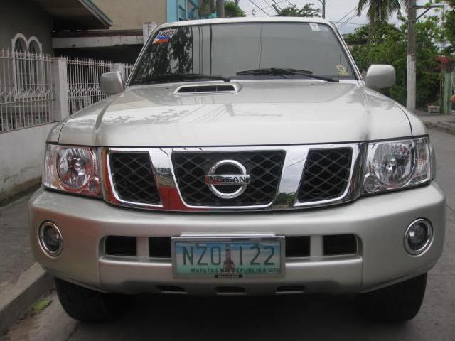 Nissan patrol super safari 2009 4x4 at 2 188m