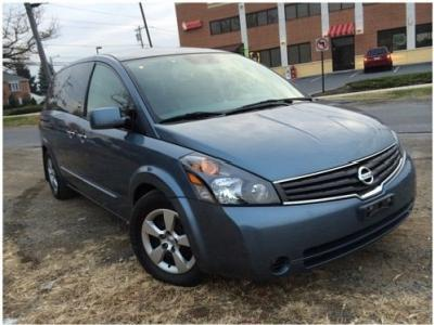 Nissan Quest In Blue Used Nissan Quest Blue 2008 Mitula Cars