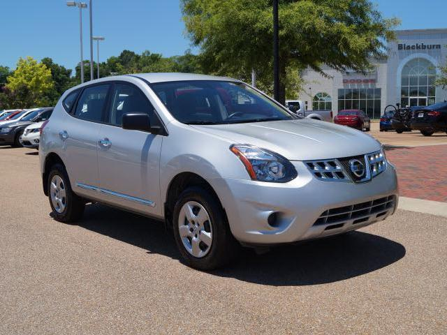 Silver Metallic Nissan Rogue Used Cars In Mississippi