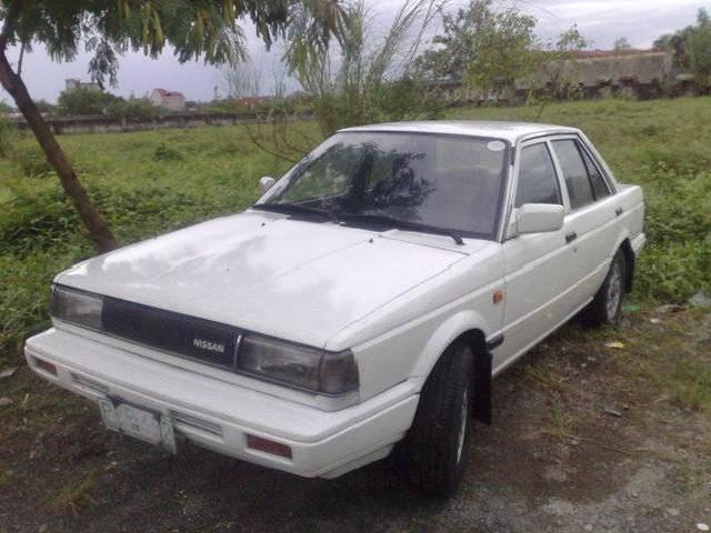 Nissan Sentra 1989 Boxtype For Sale @ 65k Or Swap To Charade/willing To Add Cash
