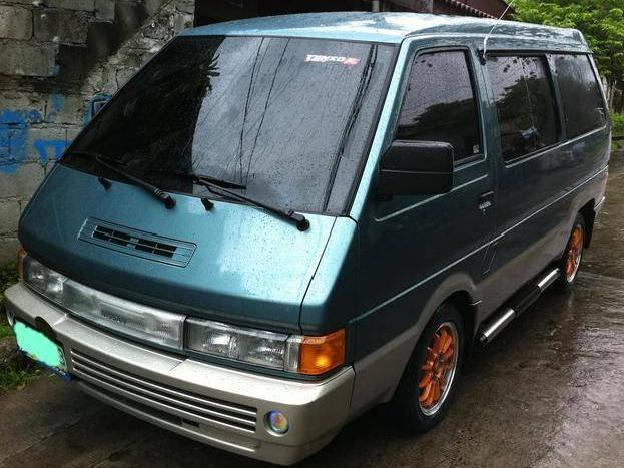 Nissan Vanette 1999 Diesel Limited Edition