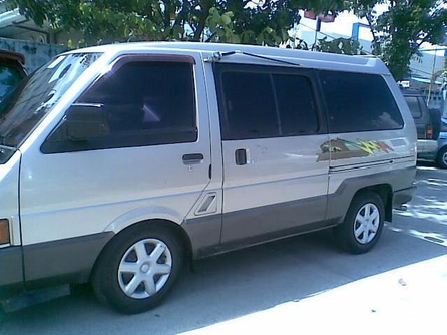 Nissan Vanette Largo Diesel *sold Already* 2 Days Lang!1