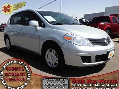 Nissan Versa In Las Cruces   Used Nissan Versa Hatchback Las Cruces    Mitula Cars