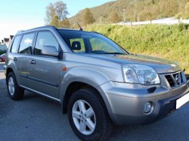 Nissan X Trail 2002, Manual, 4,4 Litres