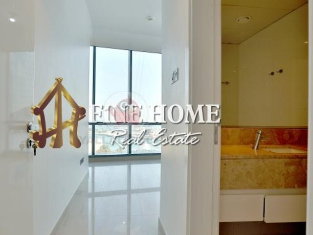 No Commission & Sea View | 2br With Close Kitchen