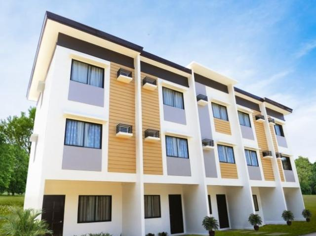 No Downpayment 3 Storey Townhouse Under Pag Ibig