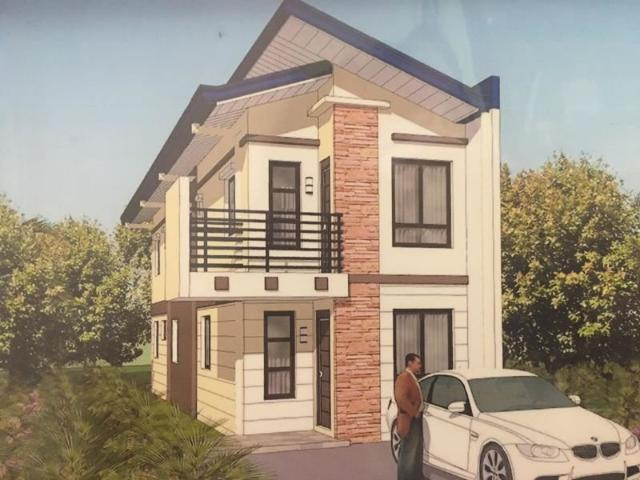 North Olympus Subd. Customized House And Lot