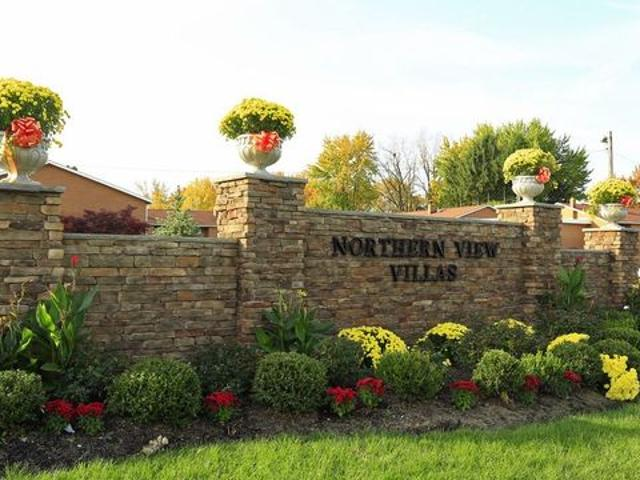 Northern View Villas 4877 Columbia Rd, North Olmsted, Oh 44070