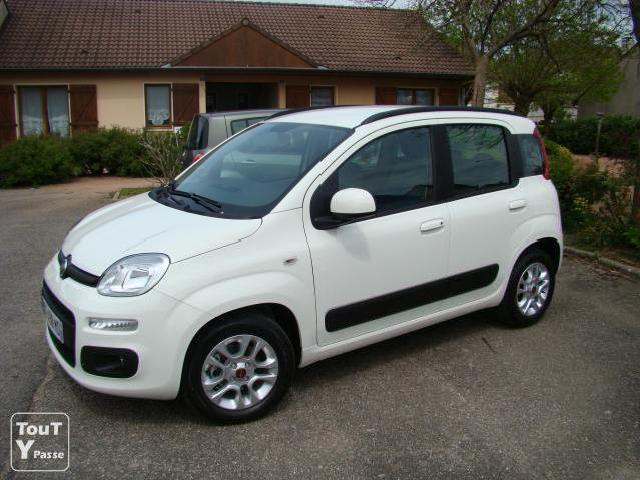 fiat panda blanche 2012 mitula voiture. Black Bedroom Furniture Sets. Home Design Ideas