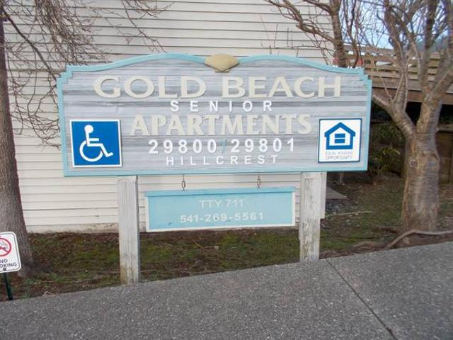 Now Accepting Applications For Gold Beach Senior Gold Beach