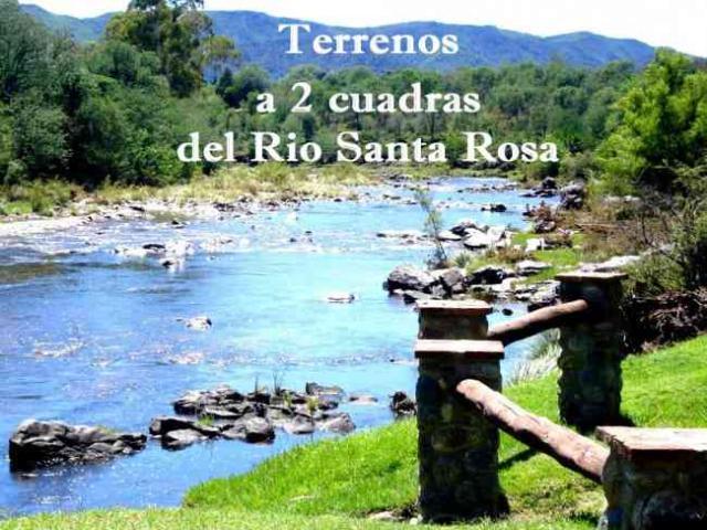 Obtene Terreno En Santa Rosa De Calamuchita Córdoba!