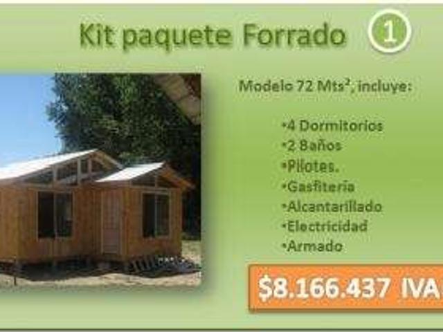 Oferta Casas Prefabricadas América