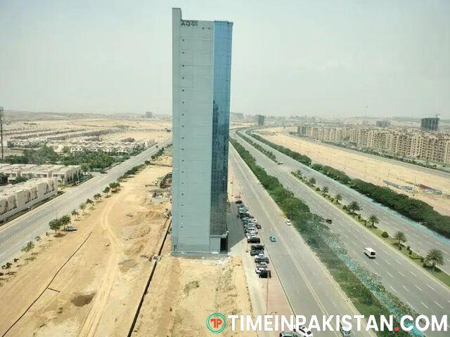Office At Outstanding Location Bahria Town Karachi