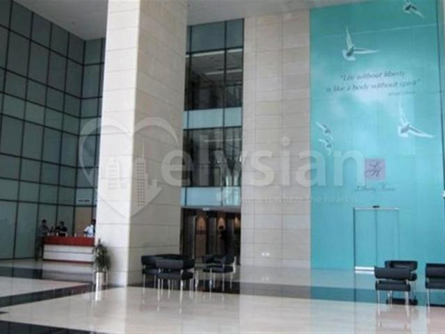 Office In Promenade Level Liberty House Difc Shell/core For Sale Aed 3,300,000