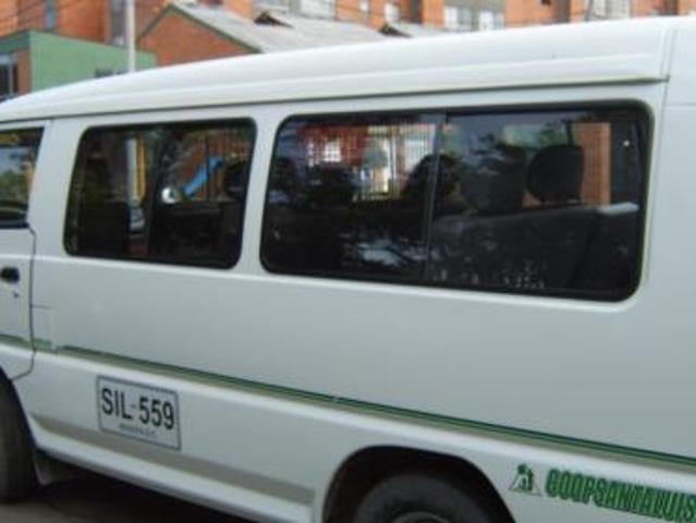 Ofrezco Camioneta Hyundai H 100 Modelo 2003
