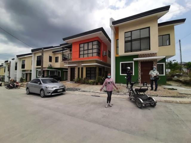 On Going Construction Cheapest House/ Lot Affordable Cebu