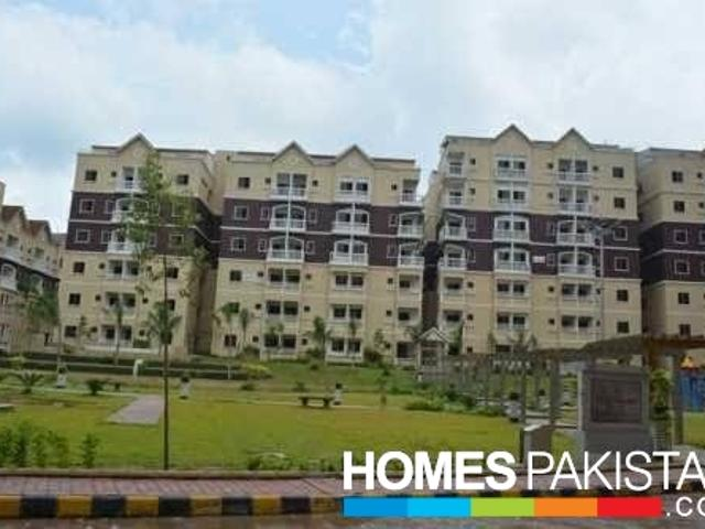 One Bed Room Furnished Flat For Rent
