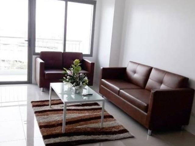 One Bedroom 1br Unit For Sale In Bristol At Parkway Place In Parkway St, Alabang, Muntinlupa