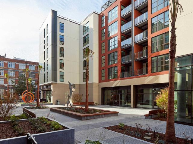 One Henry Adams 2 Bedroom Apartment For Rent At 1 Henry Adams St, San Francisco, Ca 94103 ...