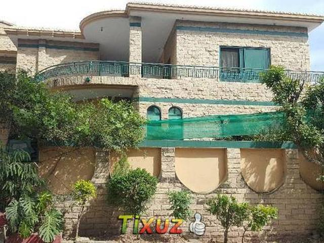 One Kanal 22 Story House For Sale In Airport Housing Socoety Rwp