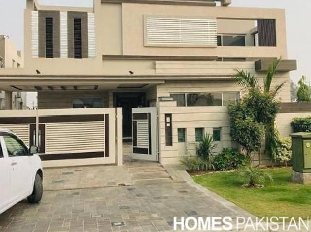 One Kanal Stunning Bungalow For Sale