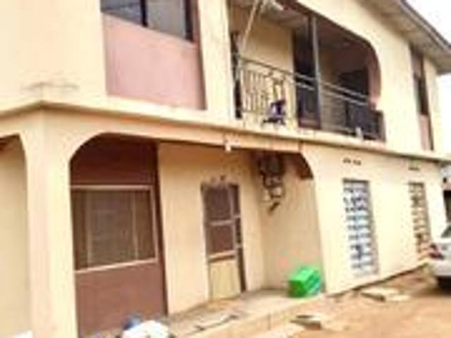 One Storey Building With C Of O For Sale At Sango Ota
