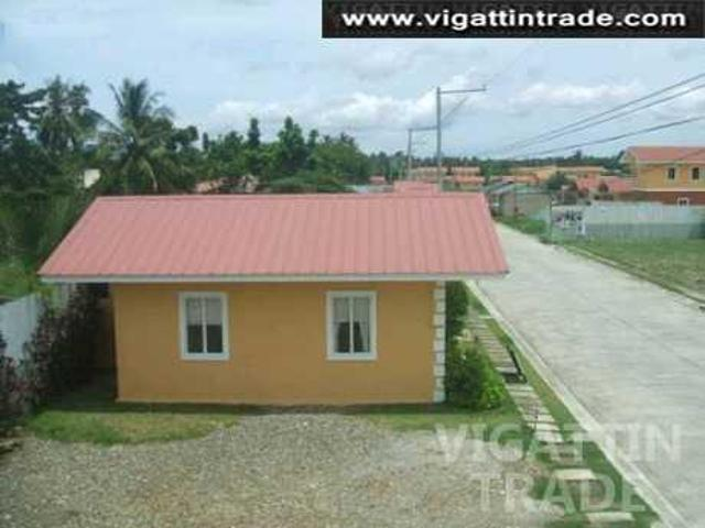 One Storey Single Detached House In Cot, Lilo An, Cebu 82sqm