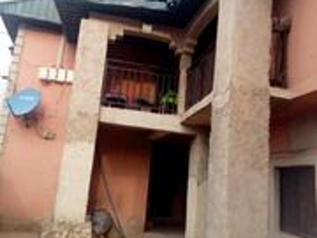 3bdrm Apartment In Amaenyi Awka For Sale