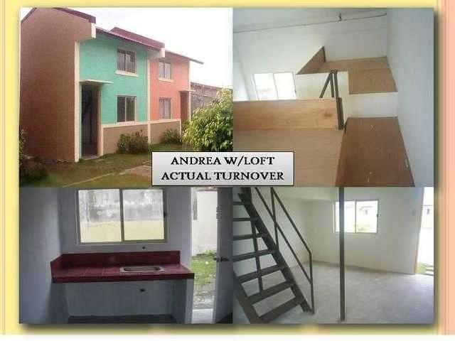 Only 3,984.26 Monthly Amort. House For Sale Via Imus Cavite!