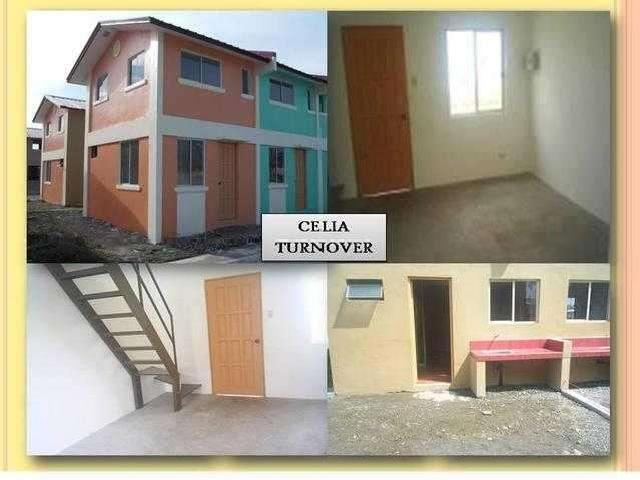 Only 5,723.79 Monthly Amort. House For Sale Via Imus Cavite!