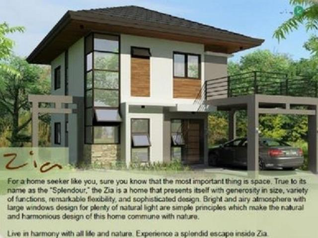 Only 5% Down Payment A 2 Storey Single Detached House With A 4 Bedroom In Zen Residences A...