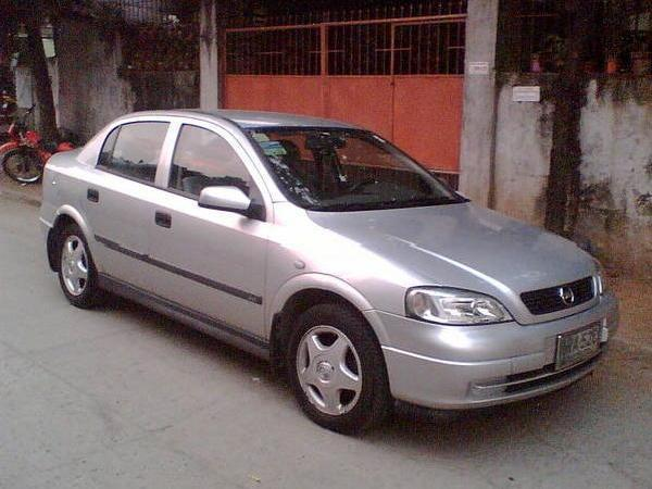 silver opel astra used cars in manila mitula cars. Black Bedroom Furniture Sets. Home Design Ideas