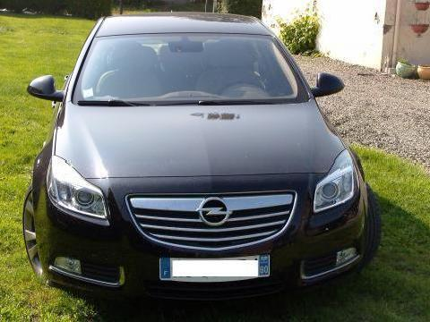 opel insignia cosmo pack noire mitula voiture. Black Bedroom Furniture Sets. Home Design Ideas