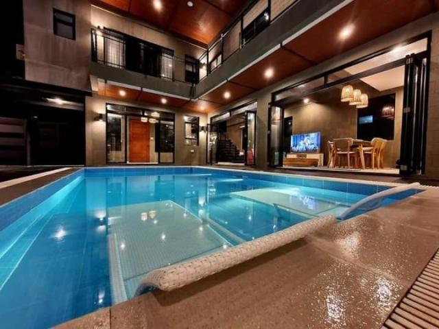 Open Concept Resort Style House For Sale In Mactan
