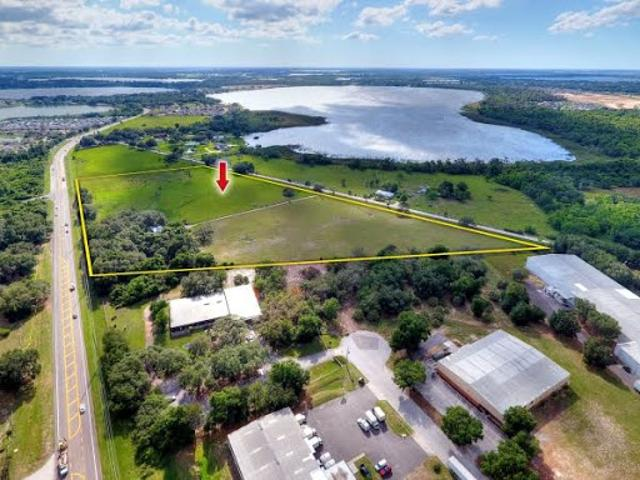 Opportunity Zone Land For Sale
