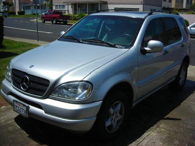 Mercedes benz suv manila mitula cars for 2000 mercedes benz ml320 owners manual