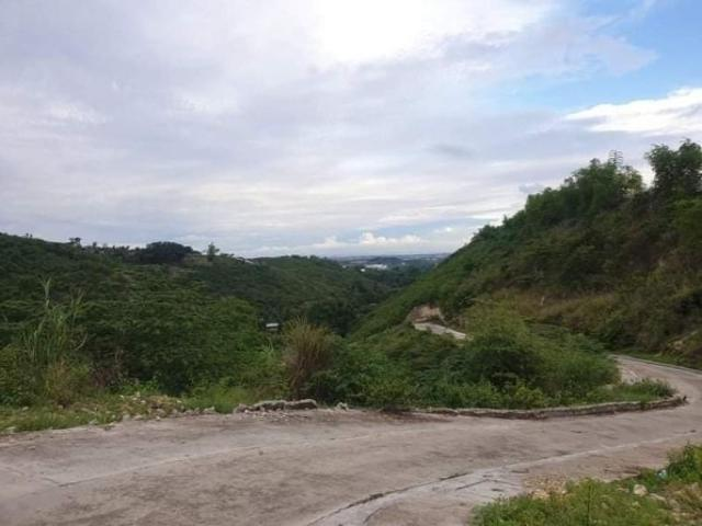 Overlooking 195 Sqm Residential Lot For Sale In Vista Verde Consolacion Cebu With Mountain...