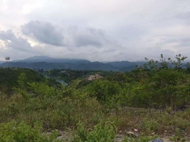 Overlooking 263 Sqm Lot For Sale In Vista Verde Consolacion Cebu With Scenic Mountain Views