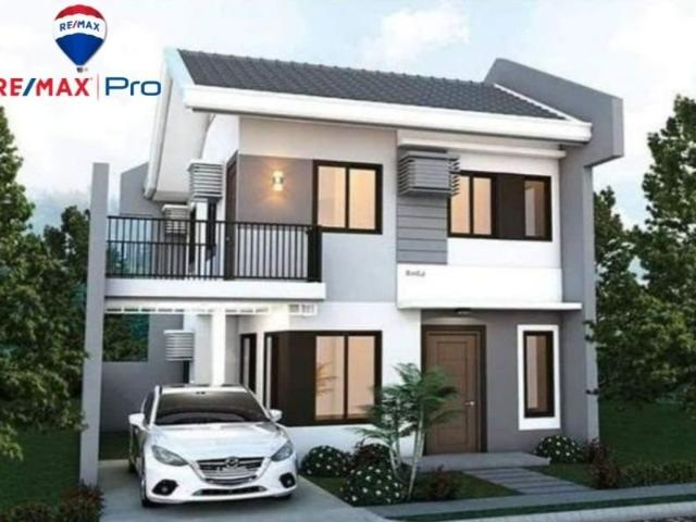 Overlooking House And Lot For Sale In Consolacion Cebu