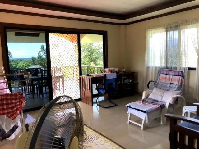 Overlooking House And Lot For Sale In Tawala, Panglao, Bohol