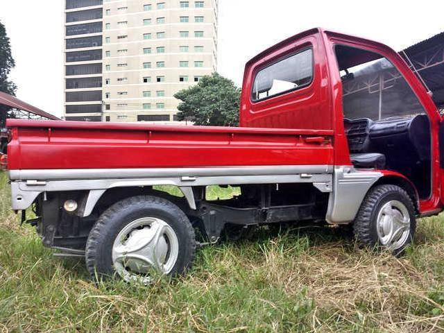 Own a suzuki pickup for only 165k